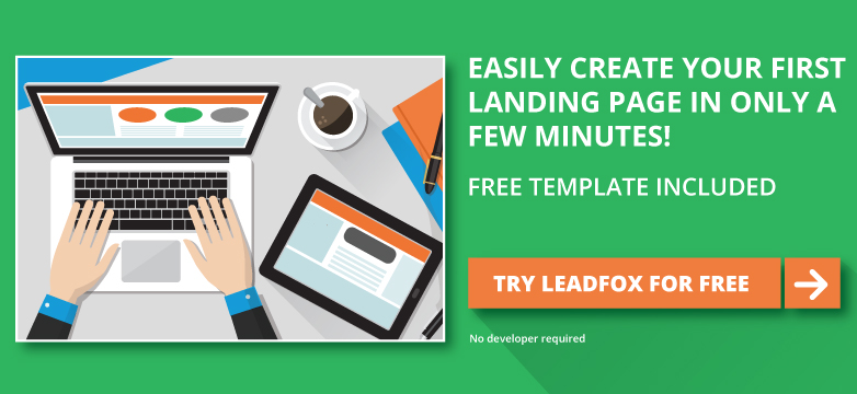 try leadfox free