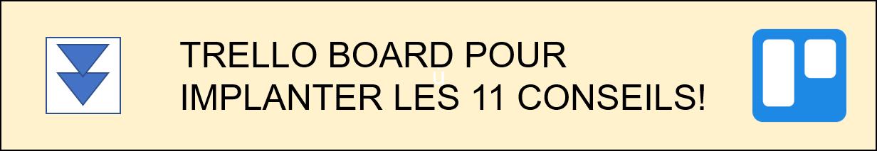 Trello-board