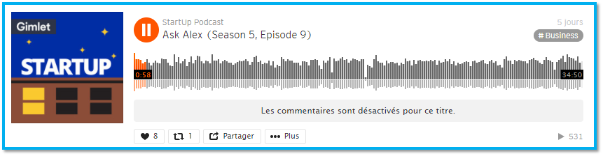 43 - Le podcast